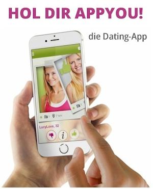 AppYou - deine Dating App